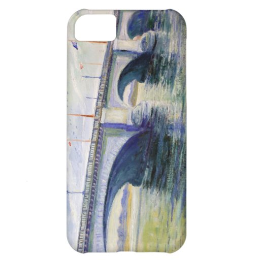 London Bridge by Alfred Zwiebel iPhone 5C Covers
