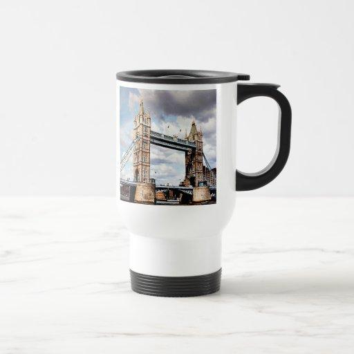 London Bridge Coffee Mugs