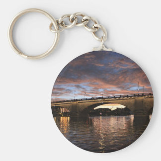 London Bridge Keychain