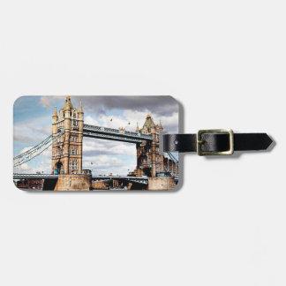 London Bridge Luggage Tag