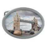 London Bridge Oval Belt Buckle