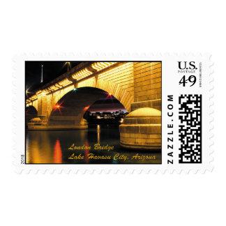 London Bridge Postage Stamps