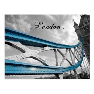 London Bridge Postcard