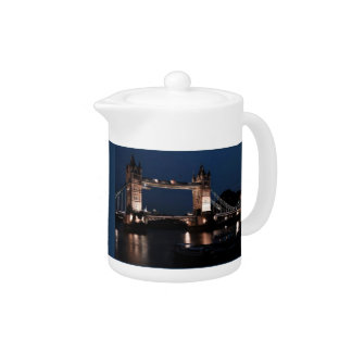 London Bridge Teapot