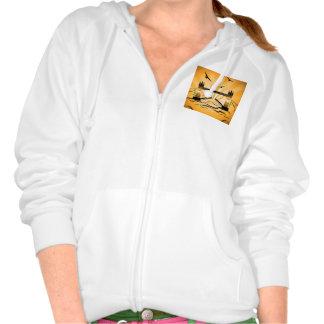 London bridge hooded sweatshirts