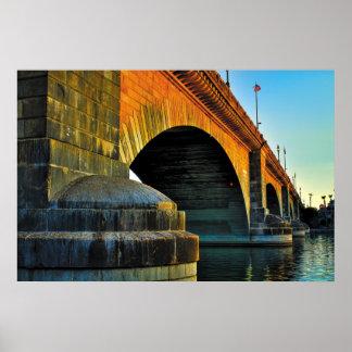 London Bridge Wall Art Posters