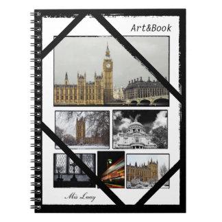 London, Britain - Best off No.2 (Notebook) Notebook