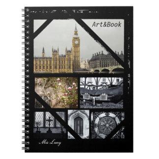 London, Britain - Best off No.3 (Notebook) Spiral Notebook