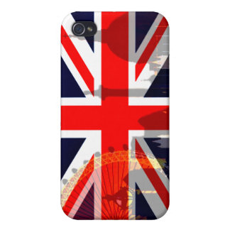 London-British Flag_ iPhone 4 Cover