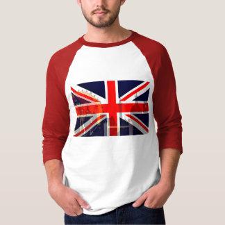 London-British Flag_ T-Shirt