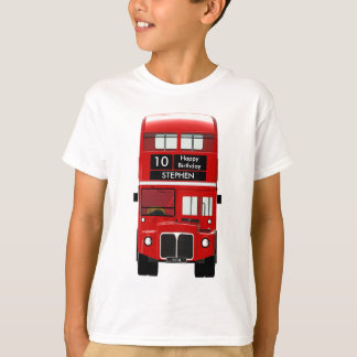 London Bus #2 T-Shirt