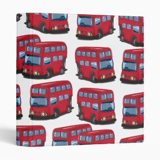 London Bus Binder