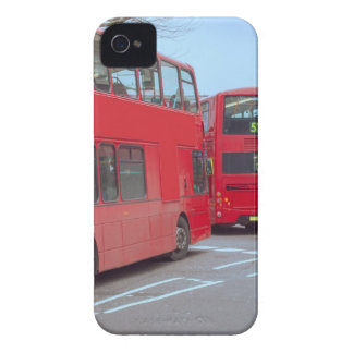 London Bus iPhone 4 Cover
