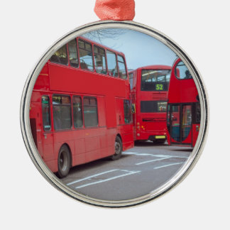 Double Decker Bus Ornaments  Keepsake Ornaments  Zazzle