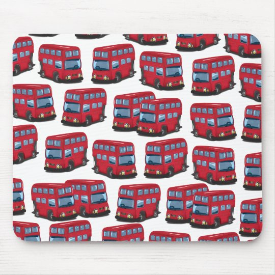 London Bus Mouse Pad