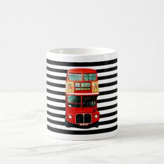 London Bus on a Mug