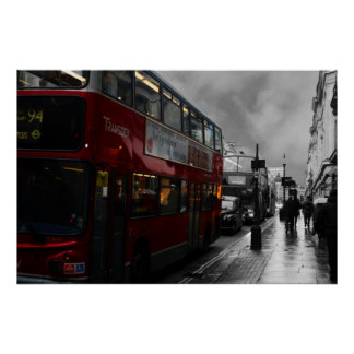 London bus posters