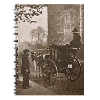 London Cabmen, from 'Street Life in London', 1877- Notebooks
