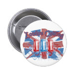 London Calling 2 Inch Round Button