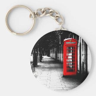 London Calling Keychain