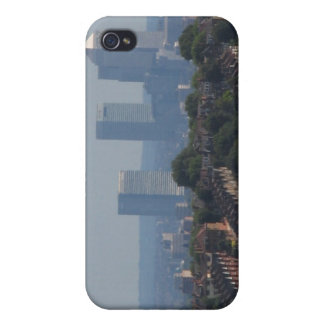 London Canary Wharf View iPhone 4/4S Case