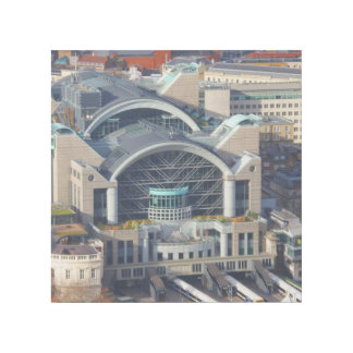 "London Canon Street Station 12"" x 12"" Gallery Wrap"