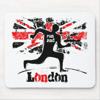 London capital city, - United Kingdom, 2012. Mouse Pad