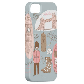 london iPhone 5 covers