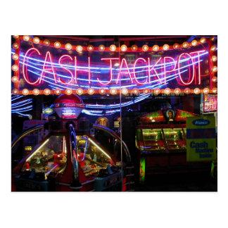 London Casino Postcard