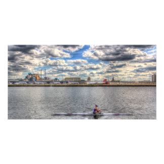 London City Airport Sculler Card