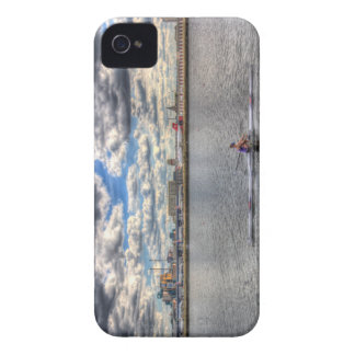 London City Airport Sculler Case-Mate iPhone 4 Cases