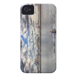 London City Airport Sculler iPhone 4 Case-Mate Cases