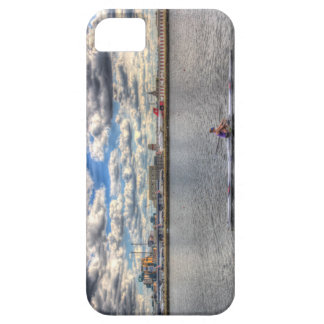 London City Airport Sculler iPhone 5 Cover