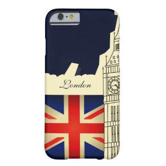 London City Big Ben Union Jack Flag iPhone 6 Case