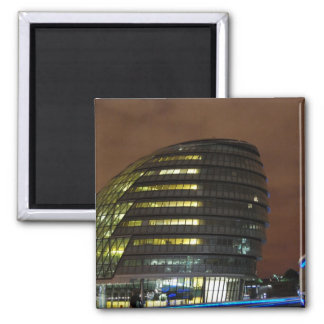 london city hall magnet