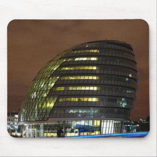 london city hall mousepad