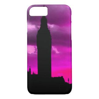London City Sunset iPhone 7 Case