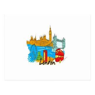 london city travel image.png postcards