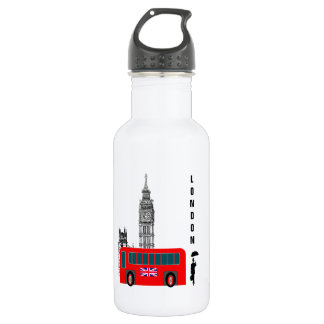 London City Water Bottle