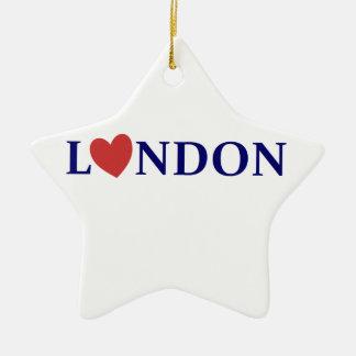 London coils ceramic ornament