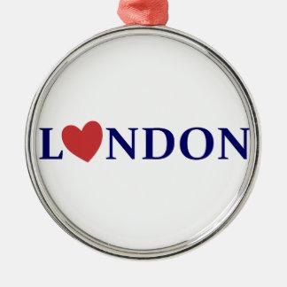 London coils metal ornament