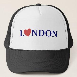 London coils trucker hat