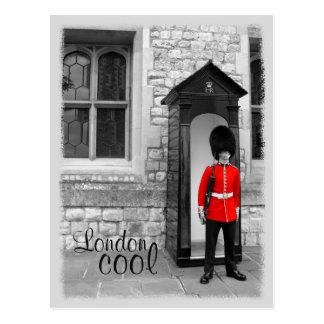 London Cool | Soldier Parade Postcard