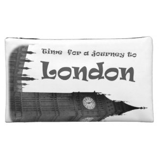 London Cosmetics Bag