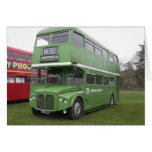 London Country Routemaster RMC 1476 Greeting Card