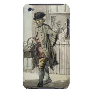 London Cries A Muffin Man c 1759 w c on paper Barely There iPod Cases