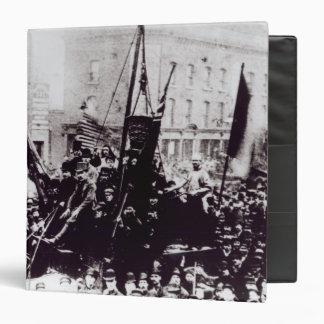 London Dock Strike, 1889 2 3 Ring Binders