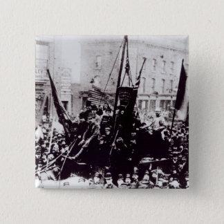 London Dock Strike, 1889 2 Pinback Button