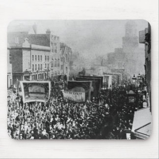 London Dock Strike, 1889 Mouse Pad