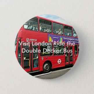 London Double Decker Bus Buttons